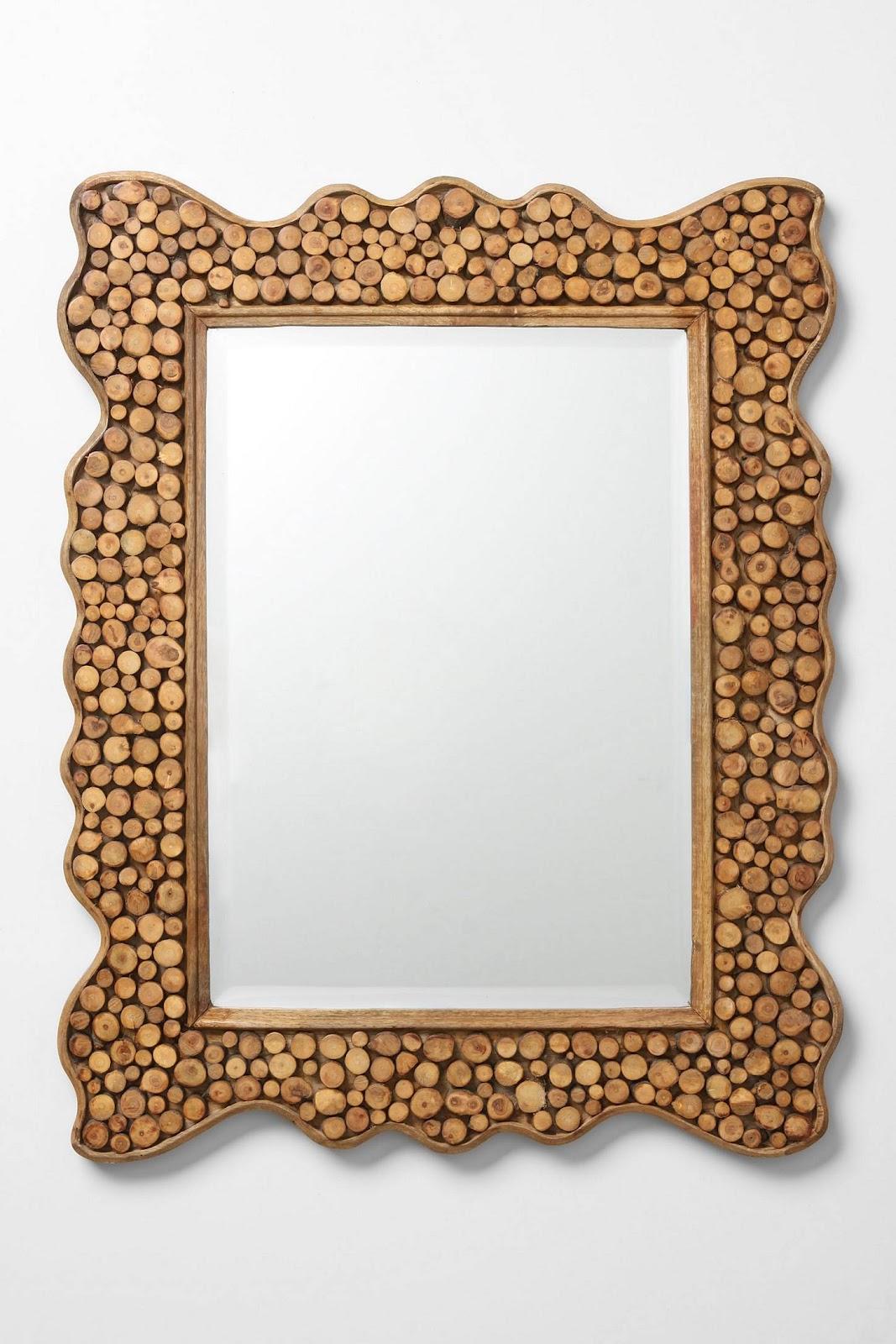 Рамка для зеркала из из винных пробок своими руками